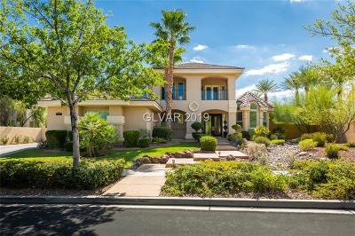 Single Family Home For Sale: 9533 Tournament Canyon Drive
