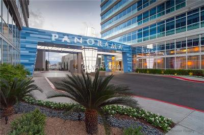Panorama Towers 1, Panorama Towers 2 High Rise Under Contract - No Show: 4525 Dean Martin Drive #708