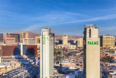 Trump Intl Hotel & Tower-, Trump Intl Hotel & Tower- Las, Signature At Mgm, Palms Place A Resort Condo & S, Vdara Condo Hotel, Platinum Resort Condo High Rise For Sale: 4381 Flamingo Road #3522