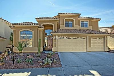 Single Family Home Under Contract - Show: 10005 Pinnacle Pass Drive