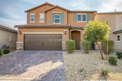 North Las Vegas Single Family Home For Sale: 4425 Hatch Bend Avenue