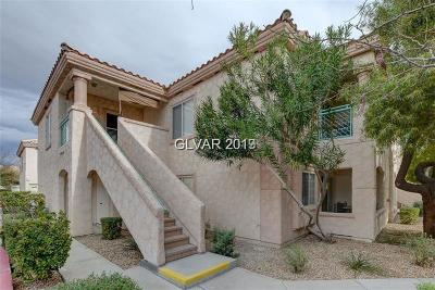 Las Vegas Condo/Townhouse For Sale: 6908 Indian Chief Drive #204
