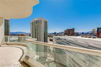 Las Vegas NV High Rise For Sale: $965,000