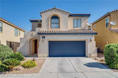 Henderson Single Family Home For Sale: 246 Via Franciosa Drive