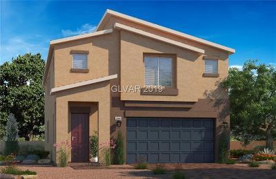 North Las Vegas Single Family Home For Sale: 4511 Stardusk Falls Avenue #Lot 50
