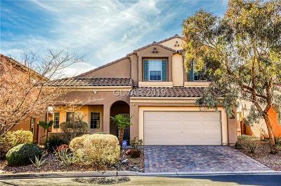 Single Family Home For Sale: 11609 Cabo Del Verde Avenue