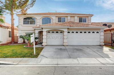 Single Family Home For Sale: 1433 Glassy Pond Avenue