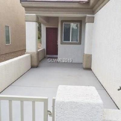 North Las Vegas Single Family Home For Sale: 7708 Woodchat Street