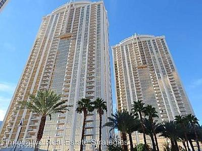 Clark County High Rise For Sale: 135 Harmon Avenue #1420