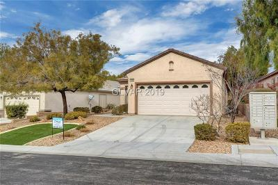 Single Family Home For Sale: 2550 Crater Rock Street