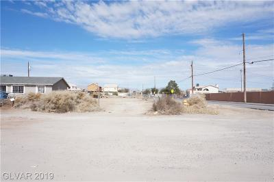 North Las Vegas Residential Lots & Land For Sale: Clifford - E Bartlett