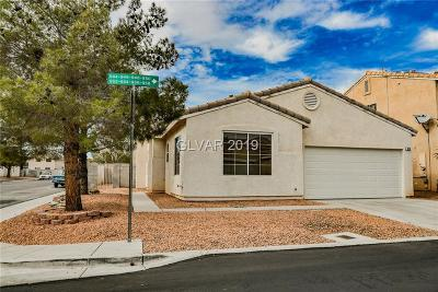 Single Family Home Under Contract - No Show: 944 Country Skies Avenue