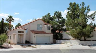 Single Family Home For Sale: 2745 Barrington Circle