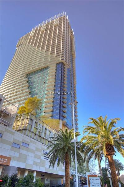 Palms Place A Resort Condo & S High Rise Under Contract - No Show: 4381 Flamingo Road #12319