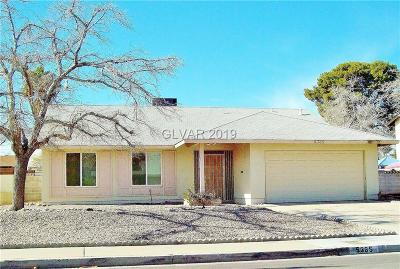 Single Family Home Under Contract - No Show: 5365 Clydesdale Street
