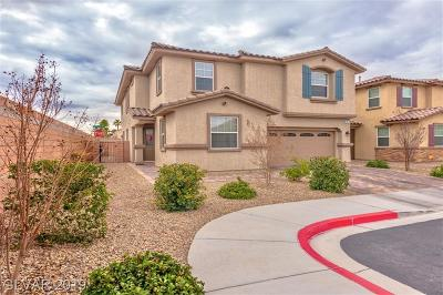 Single Family Home For Sale: 695 Fantasy Court