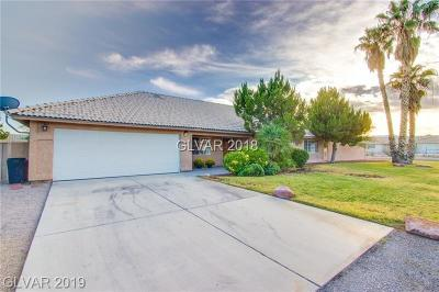 Clark County Single Family Home Under Contract - Show: 8840 Rancho Destino Road