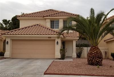 Single Family Home Under Contract - Show: 1329 Desert Hills Drive