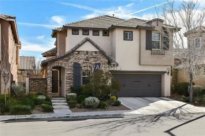 Las Vegas Single Family Home For Sale: 1012 Baronet Drive