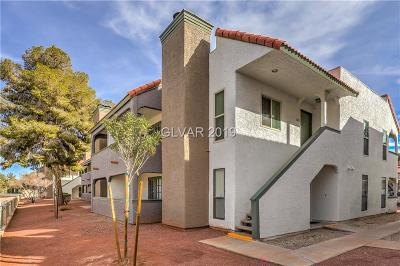 Las Vegas NV Condo/Townhouse Under Contract - No Show: $150,000