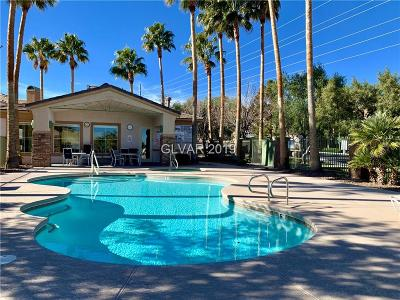 Boulder City Condo/Townhouse Under Contract - No Show: 261 Big Horn Drive