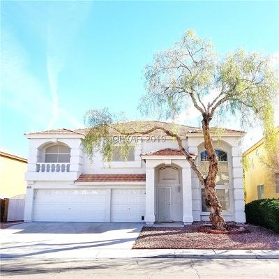 Single Family Home For Sale: 9534 Summer Cypress Street