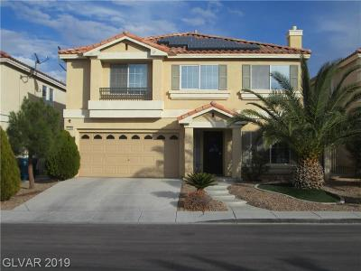 Single Family Home For Sale: 10586 Salmon Leap Street