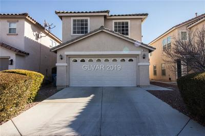 Single Family Home For Sale: 10210 June Flower Drive