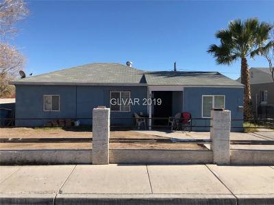 Las Vegas Multi Family Home For Sale: 405 South 15th Street