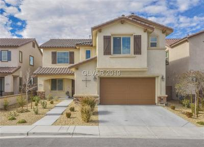 Single Family Home For Sale: 871 Via Campo Tures