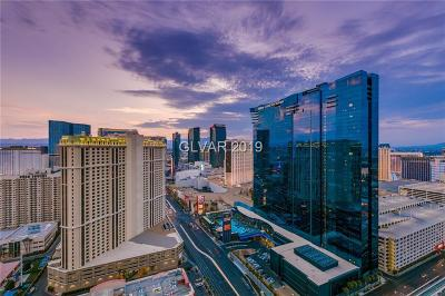 Turnberry M G M Grand Towers L High Rise Under Contract - Show: 125 East Harmon Avenue #3301 & 3