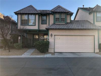 Condo/Townhouse For Sale: 3965 Weybridge Drive