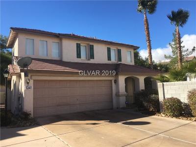 Single Family Home For Sale: 1341 Hawaiian Hills Avenue