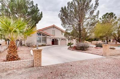 Las Vegas NV Single Family Home For Sale: $485,000