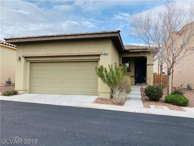 Single Family Home For Sale: 10664 Mount Jefferson Avenue