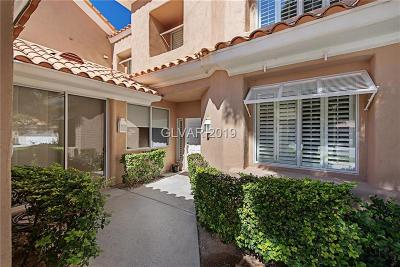 Las Vegas Condo/Townhouse Under Contract - No Show: 4963 Crooked Stick Way