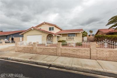 Single Family Home For Sale: 5424 Supai Drive