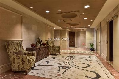 Queensridge Fairway Homes-Phas, Las Vegas, NV, One Queensridge Place Phase 1 High Rise For Sale: 9101 Alta Drive #12