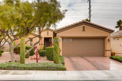 Single Family Home For Sale: 4926 Leffetto Street