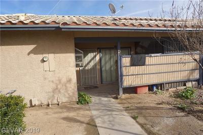 Condo/Townhouse For Sale: 263 Lamb Boulevard #D