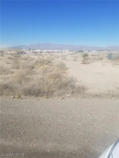North Las Vegas Residential Lots & Land Under Contract - No Show: Revern Wilson