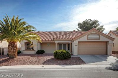 Las Vegas NV Single Family Home Under Contract - No Show: $325,000