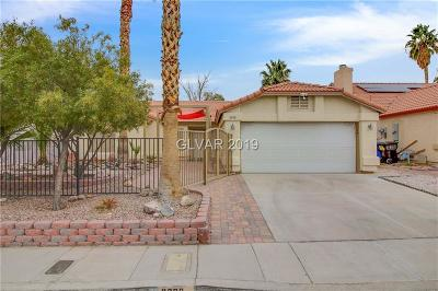 Single Family Home Under Contract - No Show: 8008 Aspendale Drive