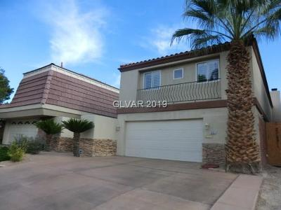 Single Family Home For Sale: 1066 Vegas Valley Drive