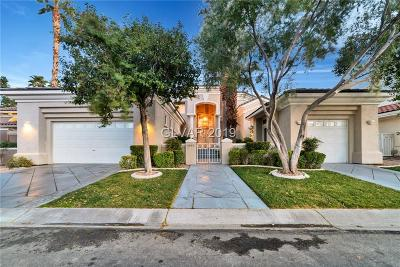 Las Vegas Single Family Home For Sale: 2048 Glenview Drive