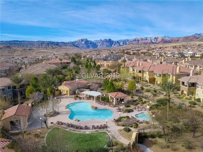 Las Vegas Condo/Townhouse For Sale: 825 Canterra Street #1059