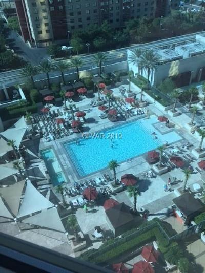 Turnberry M G M Grand Towers L High Rise For Sale: 135 East Harmon Avenue #1009