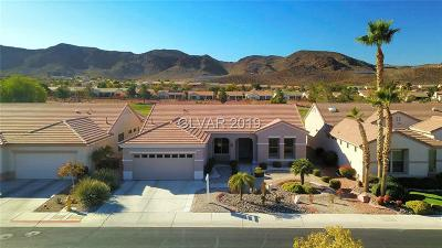 Clark County Single Family Home Under Contract - Show: 541 Mountain Links Drive
