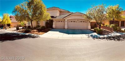 Single Family Home For Sale: 9097 Herrera Avenue