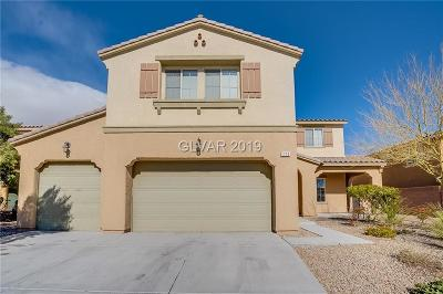 North Las Vegas Single Family Home For Sale: 1116 Adobe Creek Court
